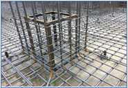 鉄筋工事のイメージ